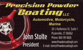 Click to see Precision Power Coating LLC Details